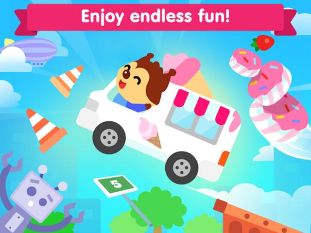 Car game for toddlers - kids cars racing games screenshot 14
