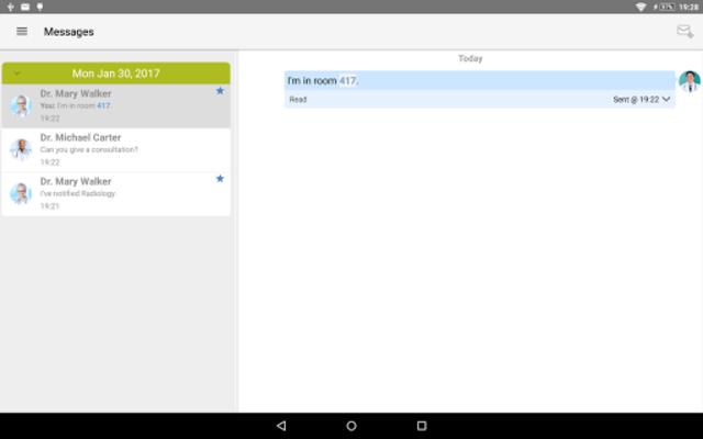 Spok Mobile screenshot 8
