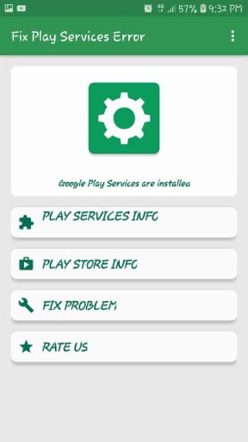 Fix Play Services Error & Update & Help Play Store screenshot 4