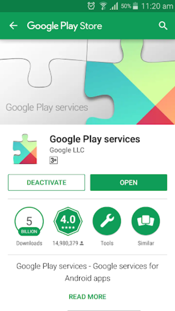 Fix Play Services Error & Update & Help Play Store screenshot 5
