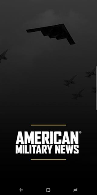 American Military News screenshot 1
