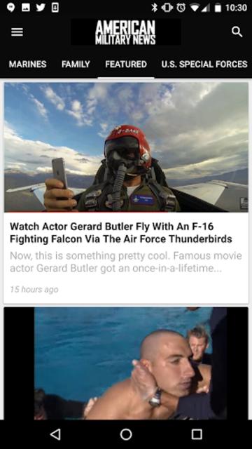 American Military News screenshot 3