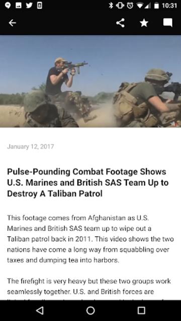 American Military News screenshot 4