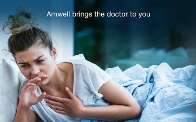 Amwell: Doctor Visits 24/7 screenshot 9
