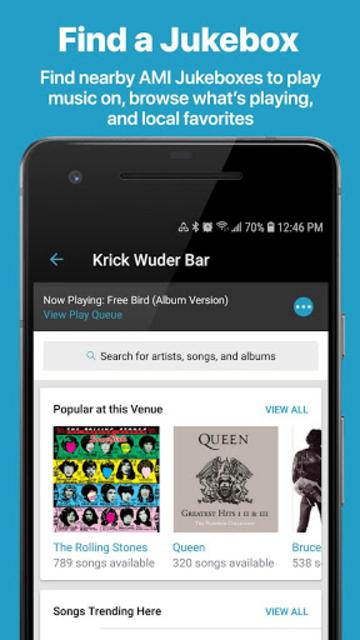 AMI Music screenshot 1