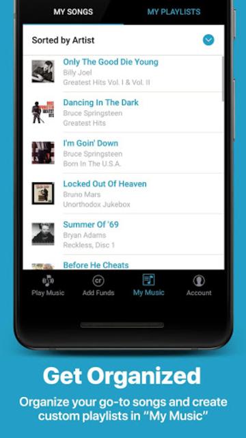 AMI Music screenshot 2
