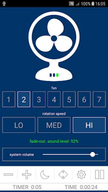 Fan Noises For Sleeping - White Noise Fan Sounds screenshot 19