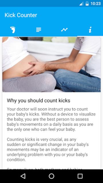 Kick Counter screenshot 4