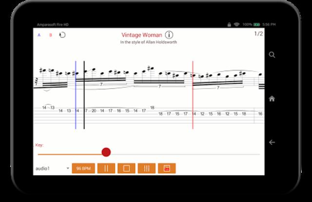 Best Licks - Intuitive Guitar screenshot 12