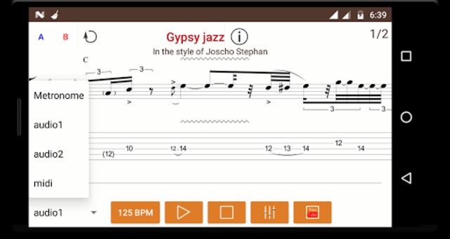 Best Licks - Intuitive Guitar screenshot 2