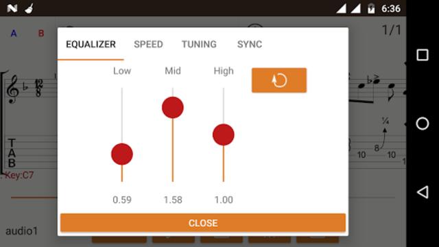 Best Licks - Intuitive Guitar screenshot 5
