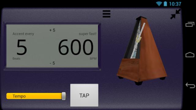 Creative Rhythm Metronome screenshot 6