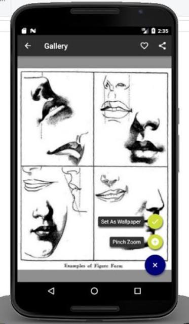 Realistic Drawing Technique screenshot 4