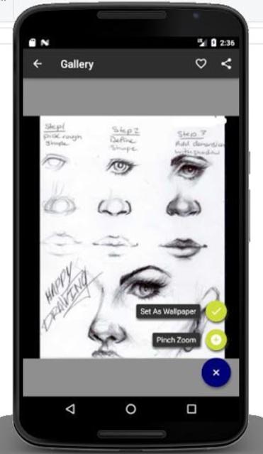 Realistic Drawing Technique screenshot 6
