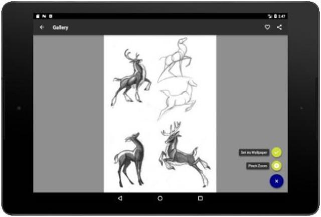 Realistic Drawing Technique screenshot 9