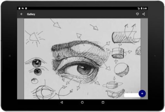 Realistic Drawing Technique screenshot 10