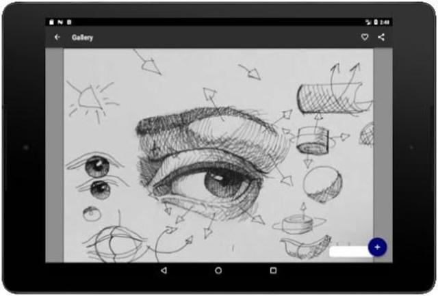 Realistic Drawing Technique screenshot 14
