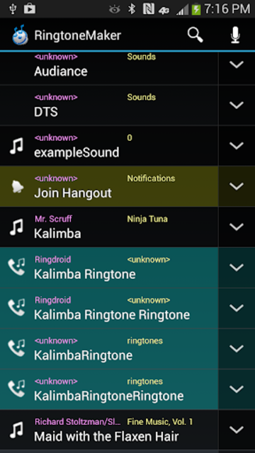 MP3 Cutter and Ringtone Maker screenshot 2