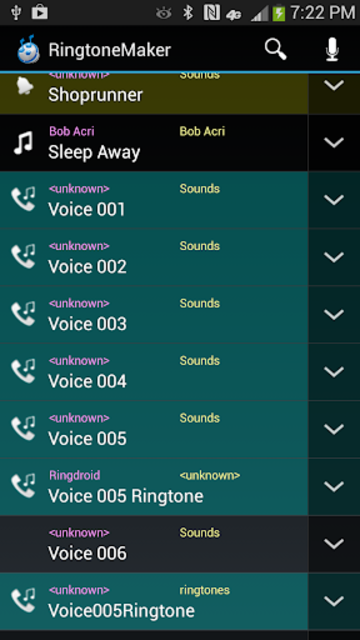 MP3 Cutter and Ringtone Maker screenshot 5