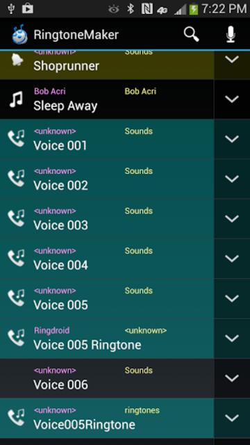 MP3 Cutter and Ringtone Maker screenshot 5