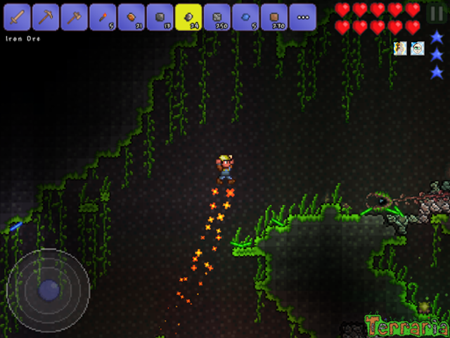 Terraria. screenshot 11