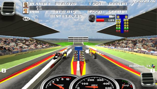 Burn Out Drag Racing 2019 screenshot 2