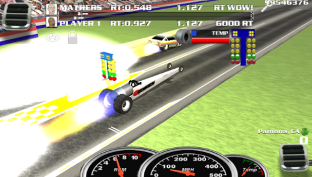 Burn Out Drag Racing 2019 screenshot 6