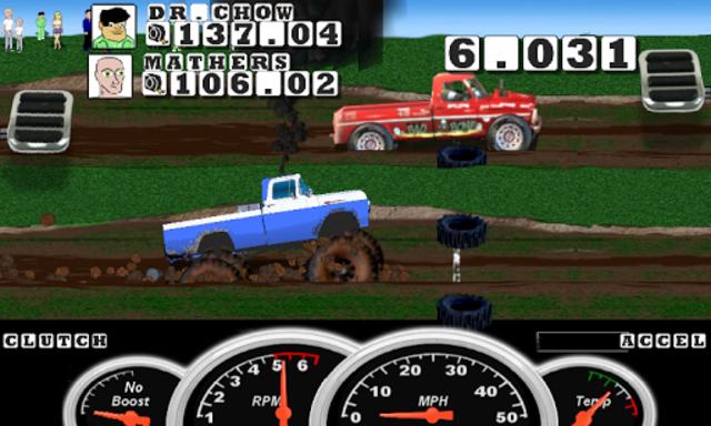 Mud Bogging screenshot 1