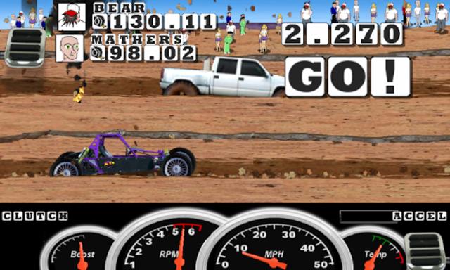 Mud Bogging screenshot 2