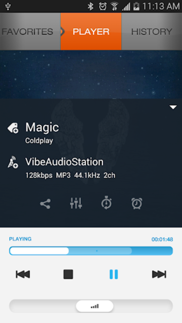 XiiaLive™ Pro - Internet Radio screenshot 2