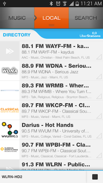 XiiaLive™ Pro - Internet Radio screenshot 6