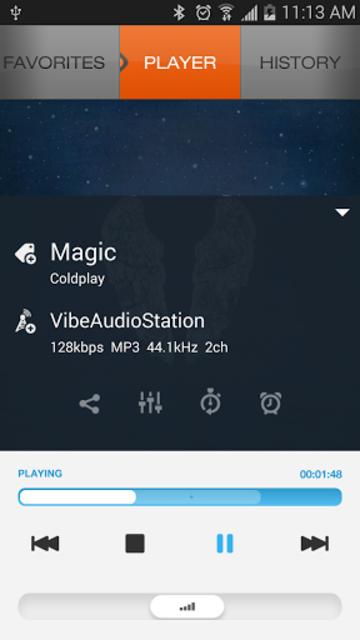 XiiaLive™ Pro - Internet Radio screenshot 2