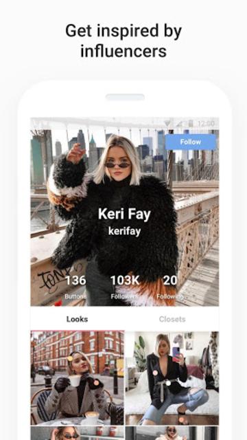 21 Buttons: Fashion Social Network & Clothing Shop screenshot 3