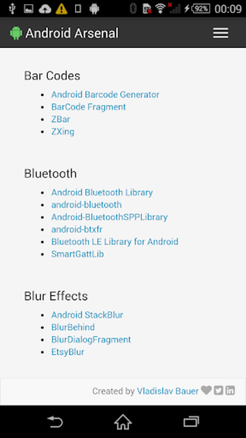 Arsenal for Android screenshot 6