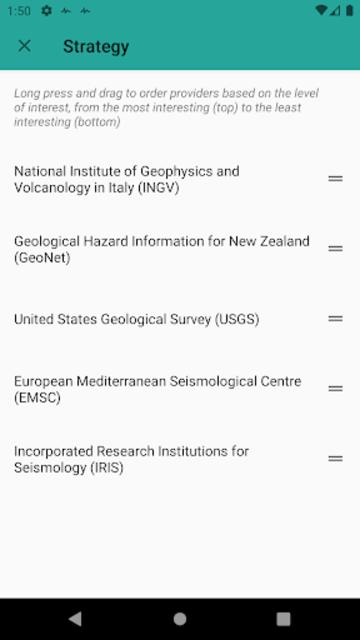 EarthQuake PRO screenshot 13