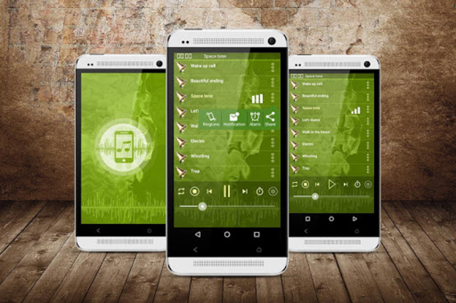 Ringtones for Android™ 2018 Free screenshot 1