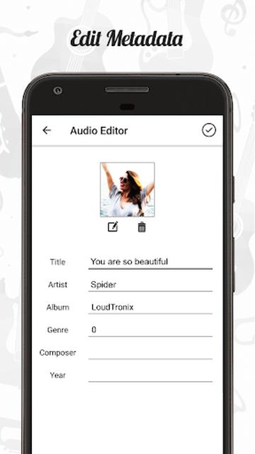 Audio Editor : Cut,Merge,Mix Extract Convert Audio screenshot 4