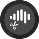 Icon for Audio Editor : Cut,Merge,Mix Extract Convert Audio