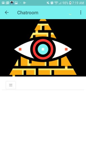 Illuminati Library & Chatroom Pro screenshot 1