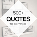 Icon for 500+ Quotes For Every Mood