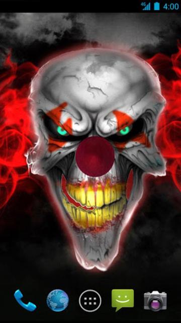 Evil Clown Wallpapers screenshot 2