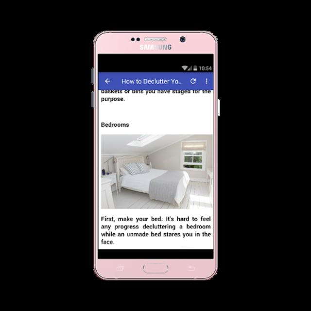 Home Management Tips screenshot 7