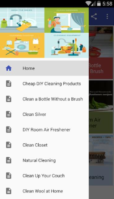 House Cleaning screenshot 1