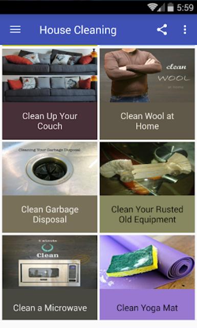 House Cleaning screenshot 3