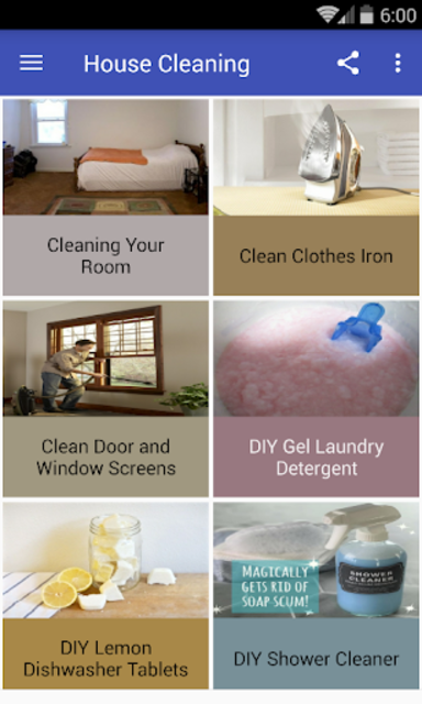 House Cleaning screenshot 4