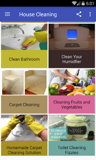 House Cleaning screenshot 5