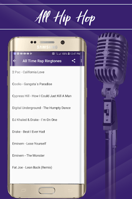Best Rap Ringtones screenshot 4