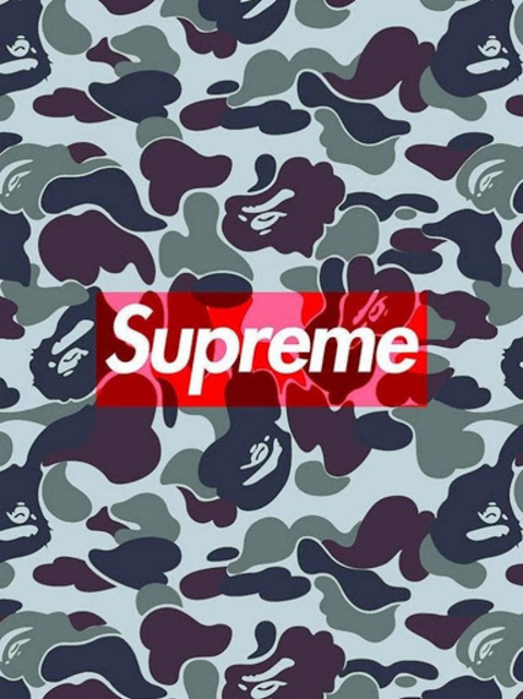 Supreme X Bape Wallpapers Screenshot 3