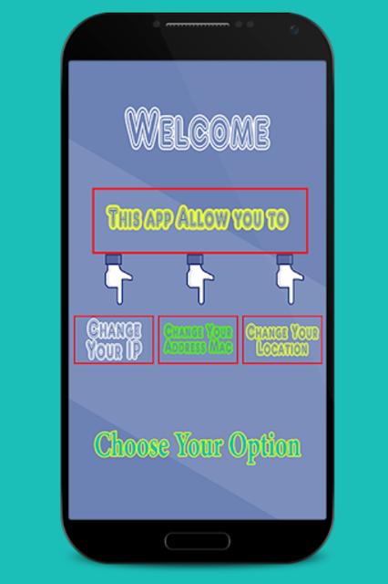 change ip address Mac Position screenshot 1