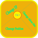 Icon for change ip address Mac Position